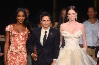 Zac Posen - Runway - Spring 2013 Mercedes-Benz Fashion Week
