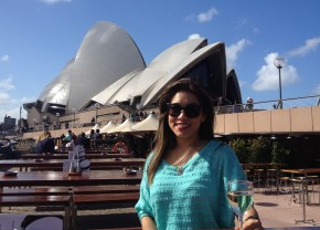 My visit to the beautiful Harbor City of Sydney, NSW.