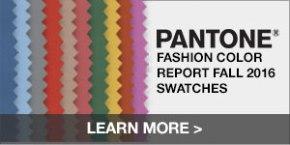 Pantone Fall 2016Colors