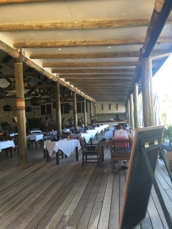 Paradise Cove Dinning area