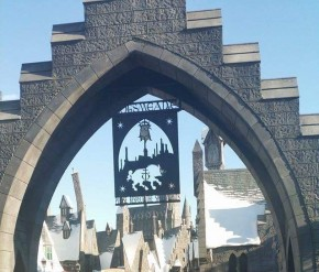Harry Potter World and Universal Studios Hollywood