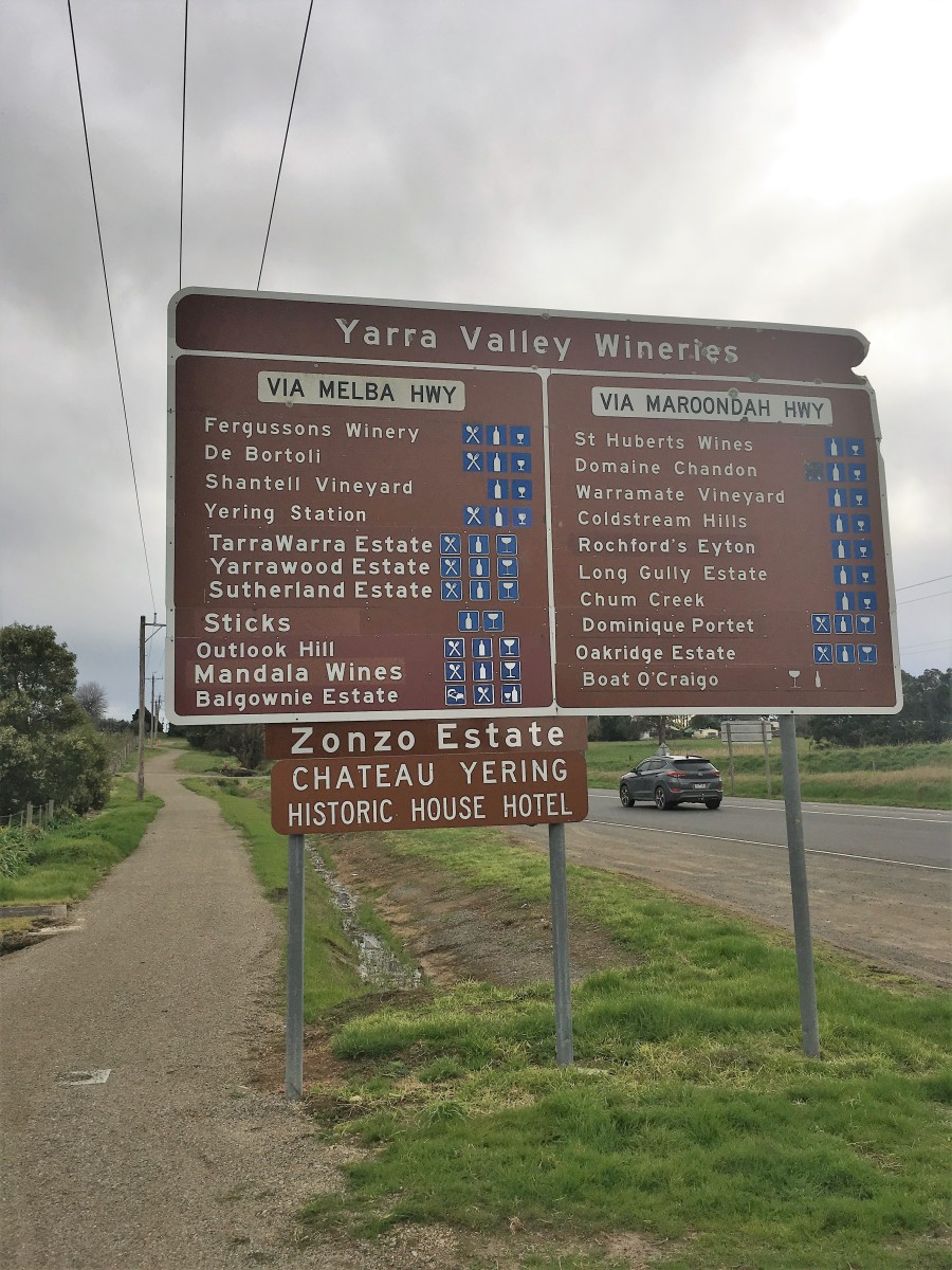 Visit the Yarra Valley Wine County